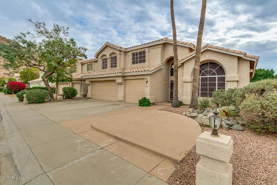 Phoenix Single Family Home For Sale: 1323 E Thistle Landing Drive