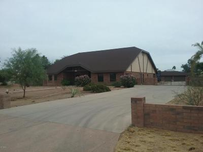 Phoenix Single Family Home For Sale: 16401 N 40th Place