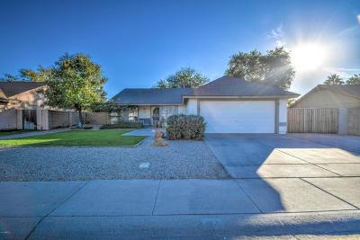 Single Family Home For Sale: 4701 W Kitty Hawk Way