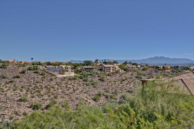 Fountain Hills Residential Lots & Land For Sale: 15606 E Greystone Drive