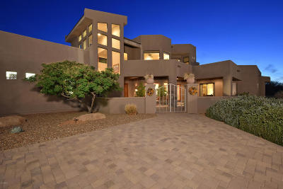 Scottsdale Single Family Home For Sale: 14021 E Milton Court