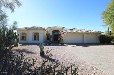 Scottsdale Single Family Home For Sale: 24802 N 84 Street