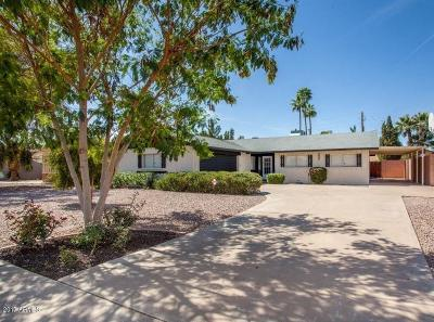 Single Family Home For Sale: 6338 N Granite Reef Road