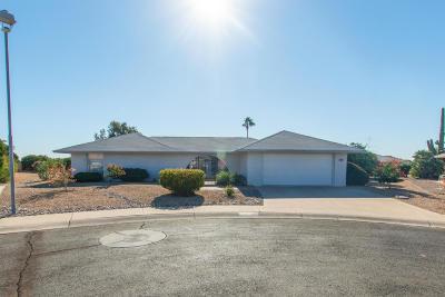 Sun City West Single Family Home For Sale: 17805 N Conquistador Drive