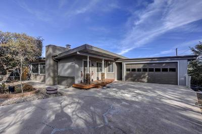 Prescott Single Family Home For Sale: 1951 Forest Hills Road