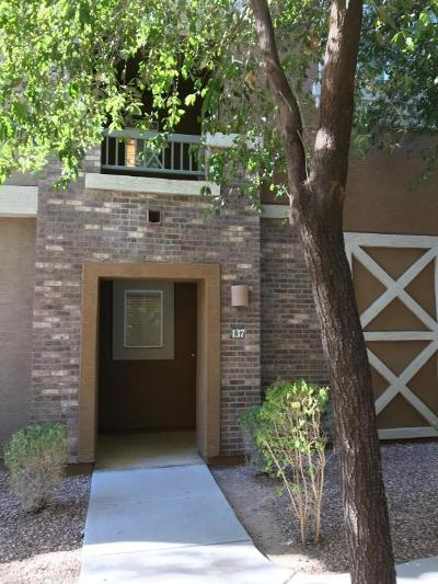 Phoenix Condo/Townhouse For Sale: 18250 N Cave Creek Road #137