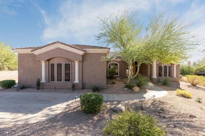 Mesa Single Family Home For Sale: 8151 E Echo Canyon Street