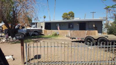 Phoenix  Single Family Home For Sale: 4050 W Palm Lane