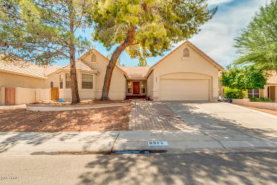 Glendale Single Family Home For Sale: 6915 W Oraibi Drive