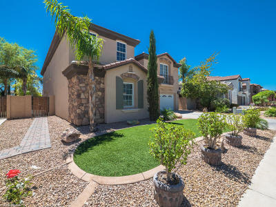 Chandler Single Family Home For Sale: 921 E Canyon Way
