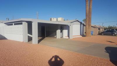 Phoenix Single Family Home For Sale: 5908 W Britton Avenue