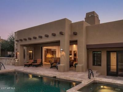 Scottsdale Single Family Home For Sale: 10656 E Winter Sun Drive