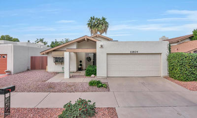 Phoenix Single Family Home For Sale: 11404 N 30th Avenue