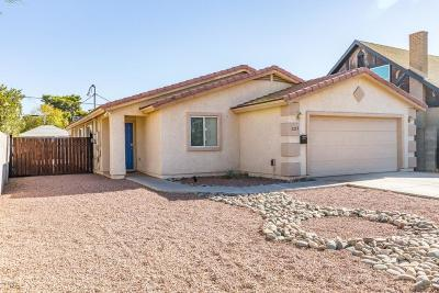 Phoenix Single Family Home For Sale: 2233 N 21st Place