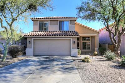 Cave Creek Single Family Home For Sale: 33615 N 46th Place