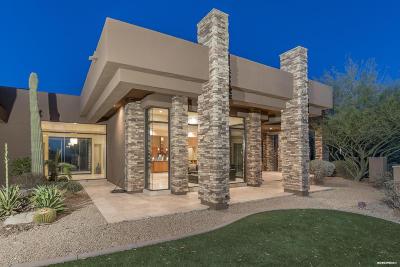 Single Family Home For Sale: 5365 E Prickley Pear Road