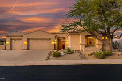 Scottsdale Single Family Home For Sale: 9546 E Preserve Way