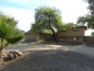 Scottsdale Single Family Home For Sale: 5031 E Pershing Avenue