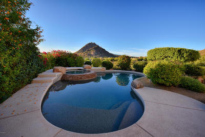 Scottsdale Single Family Home For Sale: 23780 N 114th Street