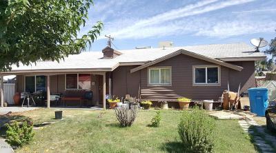 Phoenix Single Family Home For Sale: 6744 W Pierson Street