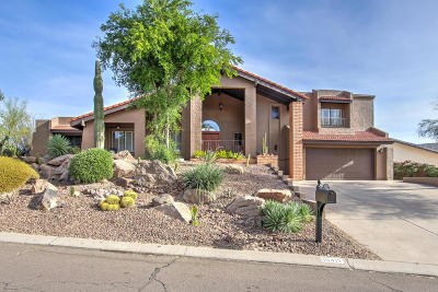 Fountain Hills Single Family Home For Sale: 10413 N Nicklaus Drive