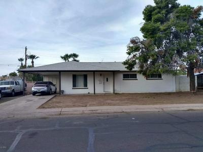 Phoenix AZ Single Family Home For Sale: $165,000