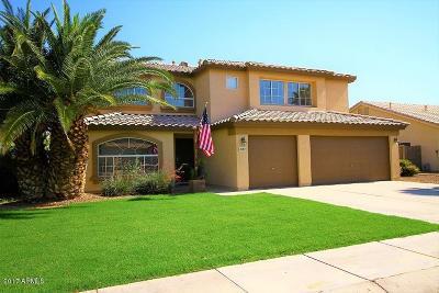 Gilbert Single Family Home For Sale: 2660 E Arabian Drive