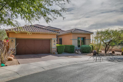 Scottsdale Single Family Home For Sale: 9723 E Piedra Drive