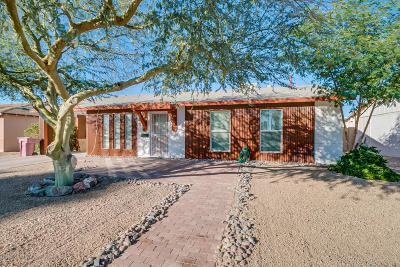 Scottsdale Single Family Home For Sale: 7416 E Garfield Street