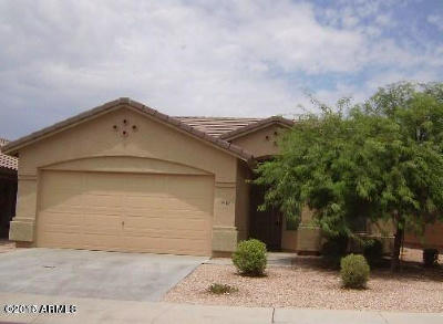 Tolleson Rental For Rent: 9916 W Southgate Avenue