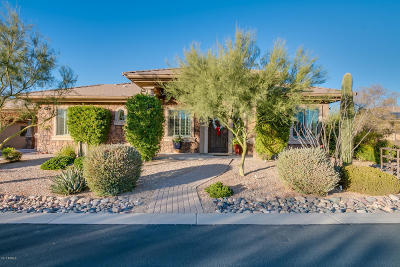 Cave Creek Single Family Home For Sale: 5324 E Golden Puma Trail
