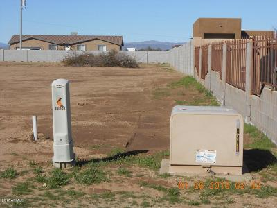 Wittmann AZ Residential Lots & Land For Sale: $42,500