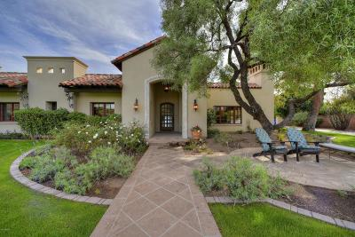 Phoenix Single Family Home UCB (Under Contract-Backups): 4619 N Dromedary Road