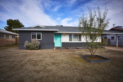 Scottsdale Single Family Home For Sale: 6826 E Cheery Lynn Road