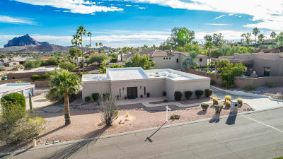 Fountain Hills Single Family Home For Sale: 10462 N Nicklaus Drive