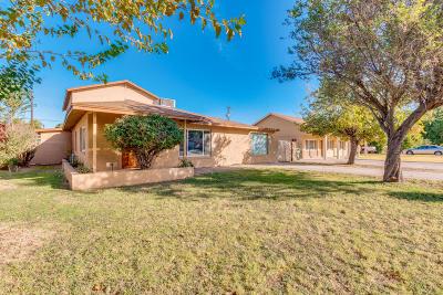 Phoenix Single Family Home For Sale: 712 E McLellan Boulevard