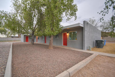 Phoenix Single Family Home For Sale: 2749 W Tuckey Lane