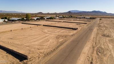 Salome Residential Lots & Land For Sale: 67899 Mesquite Drive
