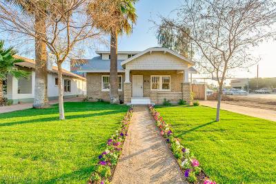 Phoenix Single Family Home For Sale: 705 E Coronado Road