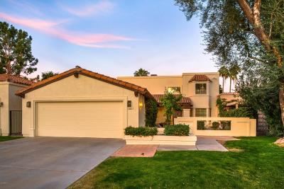 Chandler, Gilbert, Mesa, Scottsdale, Tempe, Paradise Valley, Carefree, Cave Creek, Phoenix Condo/Townhouse For Sale: 10017 N 52nd Place