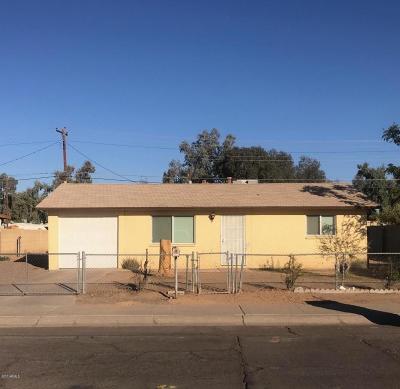 Phoenix Single Family Home For Sale: 4008 W Lynne Lane