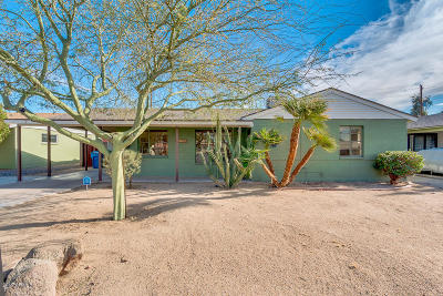Phoenix Single Family Home For Sale: 4737 N 13th Avenue