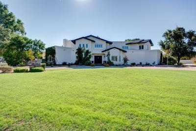 Chandler, Gilbert, Mesa, Scottsdale, Tempe, Paradise Valley, Carefree, Cave Creek, Phoenix Single Family Home For Sale: 6401 E Caron Drive