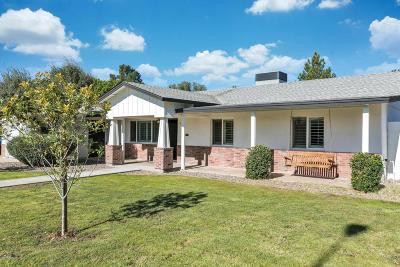 Phoenix Single Family Home For Sale: 3042 E Montecito Avenue