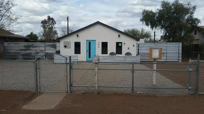 Phoenix Single Family Home For Sale: 3040 W Yuma Street