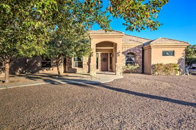 Queen Creek Single Family Home For Sale: 3614 E Flintlock Drive