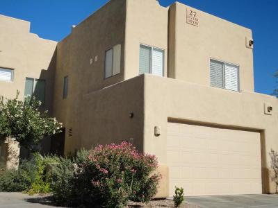 Scottsdale AZ Condo/Townhouse For Sale: $322,500