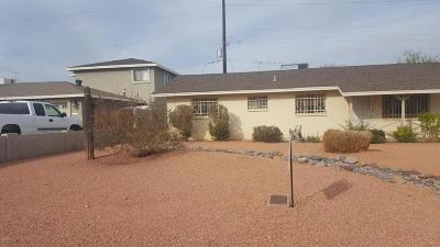 Scottsdale AZ Single Family Home For Sale: $335,000