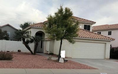 Phoenix Single Family Home For Sale: 3121 E Cottonwood Lane