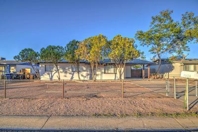 Mesa AZ Single Family Home For Sale: $170,500